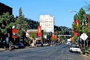 Downtown Ashland Oregon Hotels Rouydadnews Info